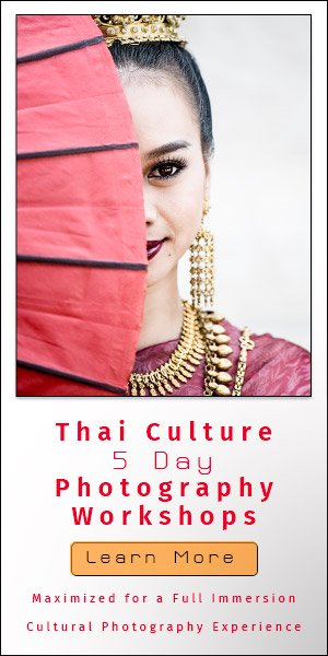 5 Day Photography Workshops in Thailand