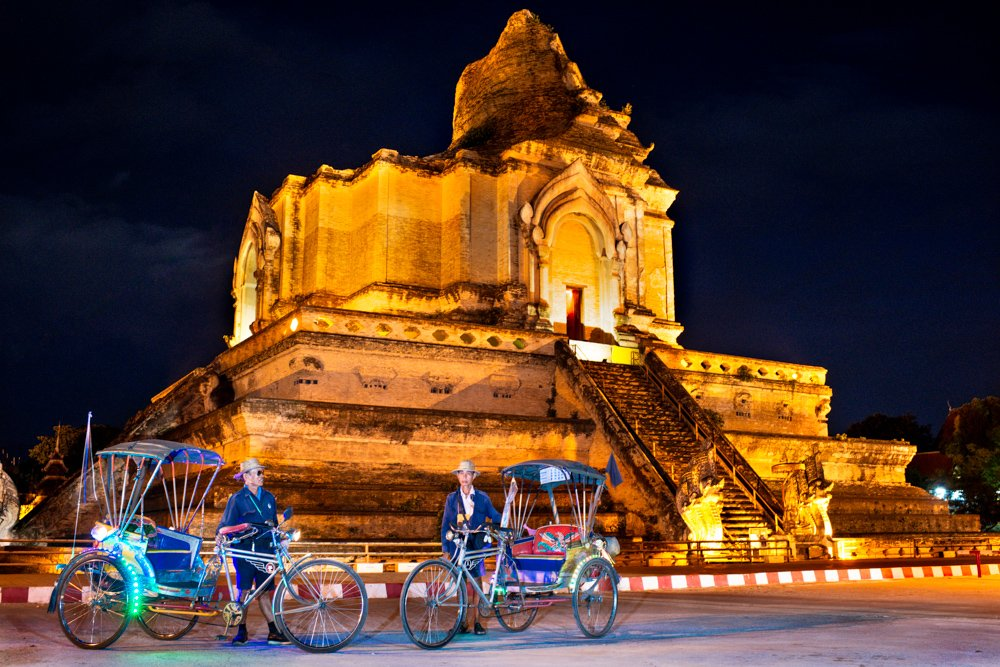 What To Do In Chiang Mai In 3 Days [the best ideas] Chedi Luang in Chiang Mai