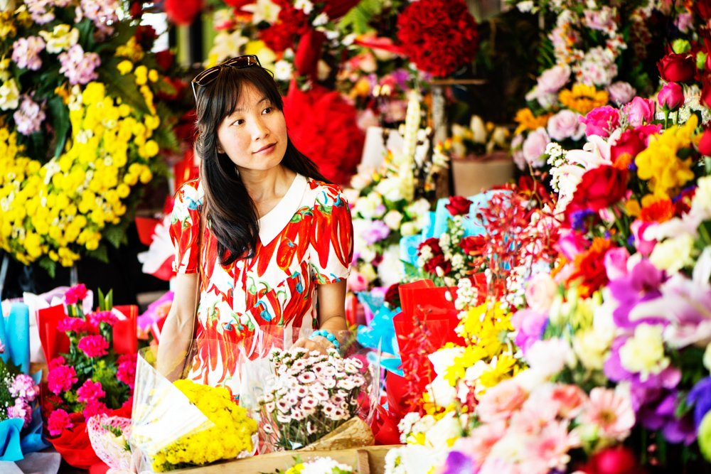 What To Do In Chiang Mai In 3 Days [the best ideas] Flower Market Chinese Tourist