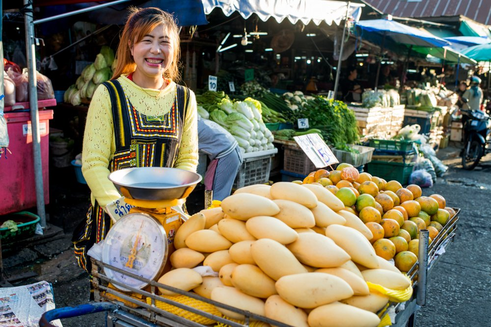 What To Do In Chiang Mai In 3 Days [the best ideas] Chiang Mai Fresh Markets