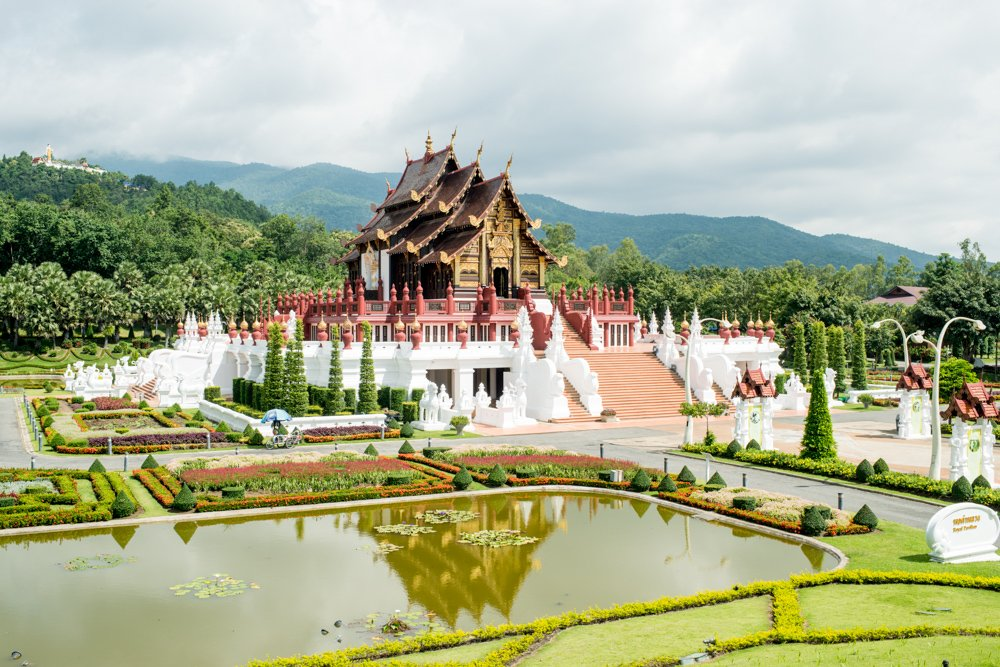 Royal Park Rajapruek What To Do In Chiang Mai In 3 Days [the best ideas]