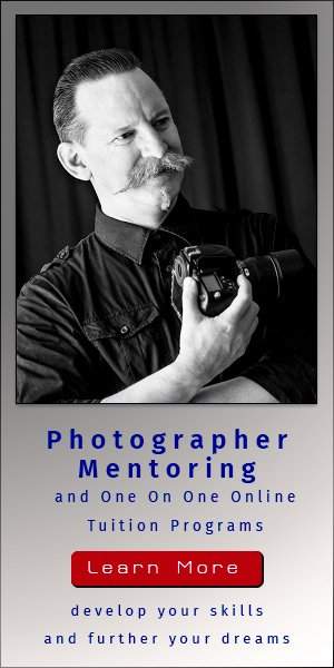 Kevin Landwer-Johan photographer mentoring programs