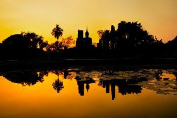Sukothai Reflections Thailand KevinLJ